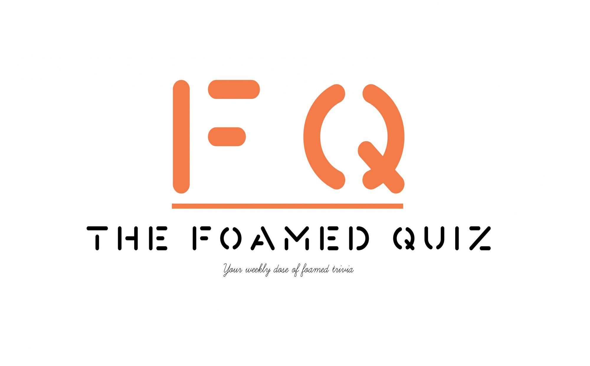 The FOAMed Quiz